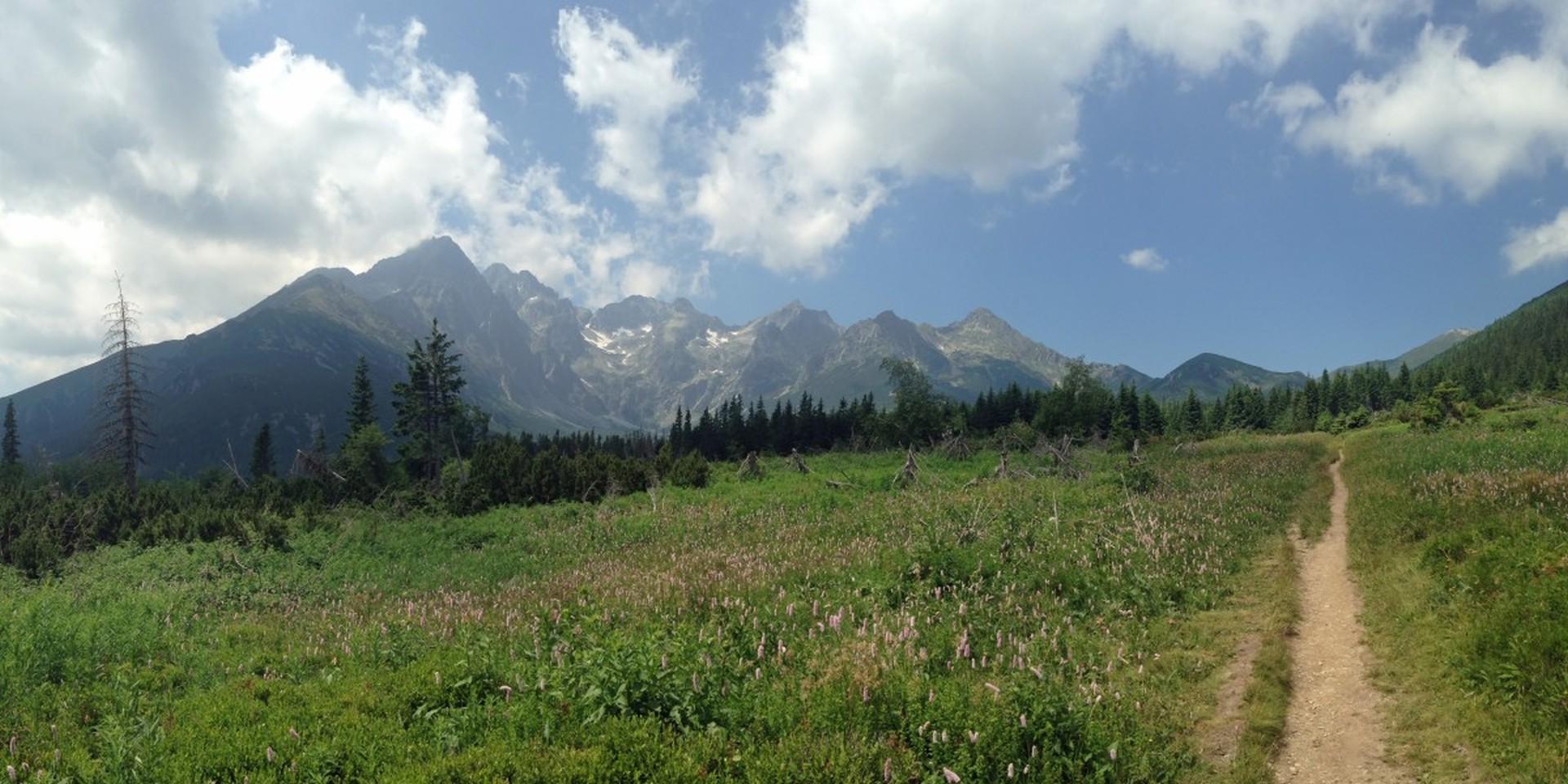 Ubytovanie s európskym štandardom v prírode pod Tatrami